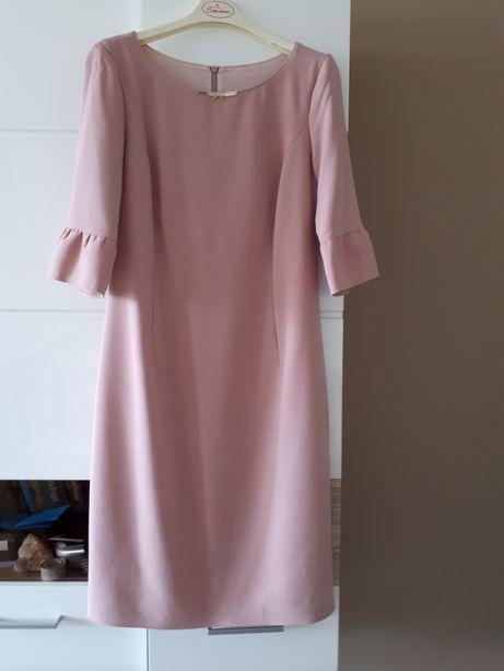 Dom Mody Skórska sukienka wizytowa hm 38 J.nowa