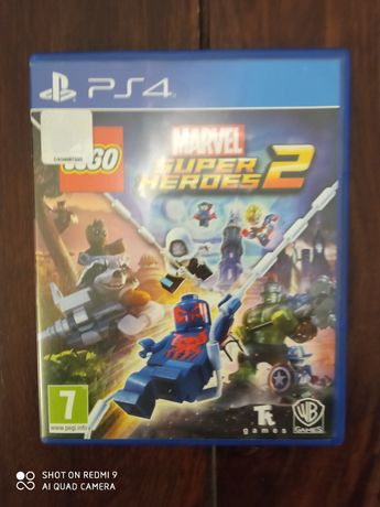 LEGO Marvel Super Heroes 2 Pl(dubbing) Playstation 4
