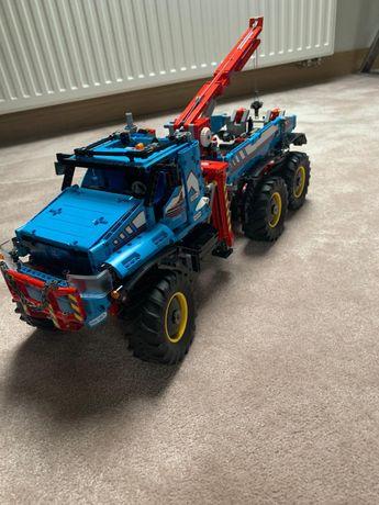 LEGO Technic Terenowy holownik 6x6 42070 zdalnie sterowany rc