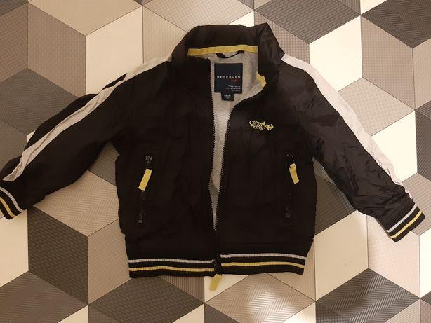 Bluza kurtka ortalionowa Reserved 104 cm