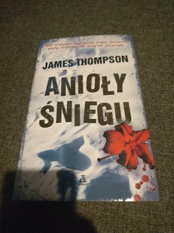 Anioły śniegu James Thompson