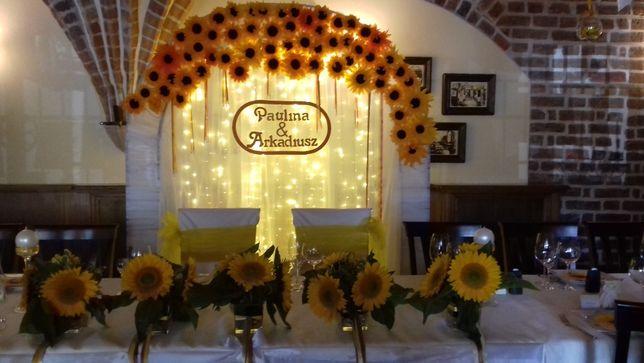 Your Wedding - dekoracje sali weselnej, kościoła i auta