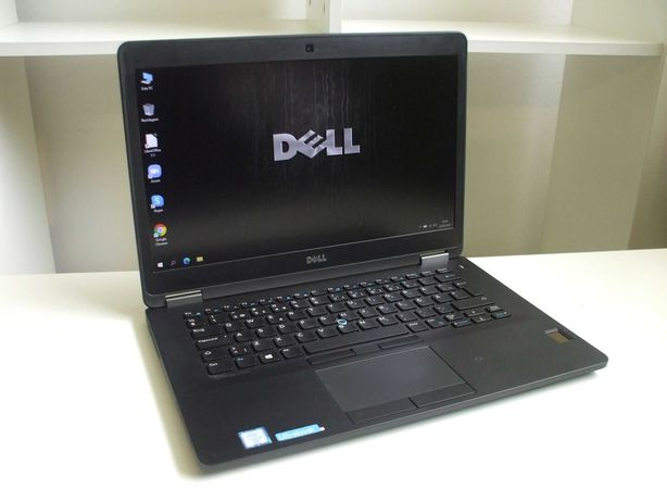 Dell Latitude E7470 -- Intel Core i5 / 16Gb RAM / SSD 240Gb