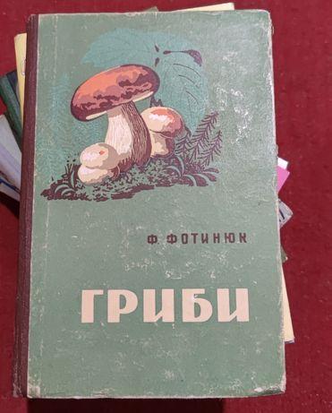Ф. Фотинюк - Гриби 1961