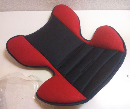 Assento Acolchoado Pré Natal Novo p/ Cadeira Auto