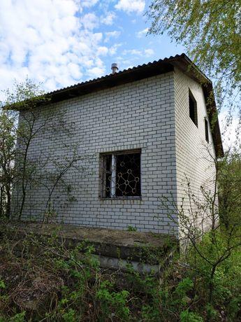 Дом - Дача 200м до Днепра, в К.Потоках