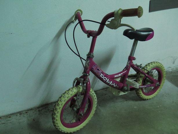 Bicicleta pequena ( para aprendizagem )