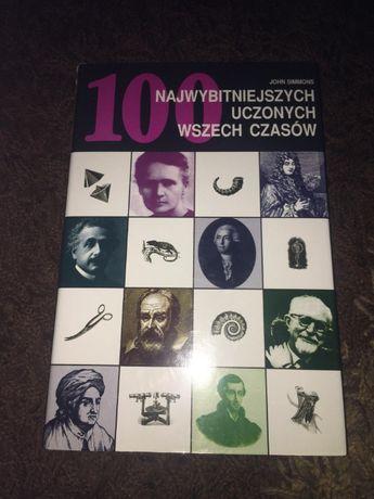 """""""100 Najwybitniejszych Uczonych Wszech Czasów"""" Simmons"""
