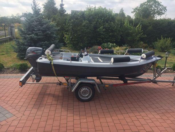Łódka Motorówka