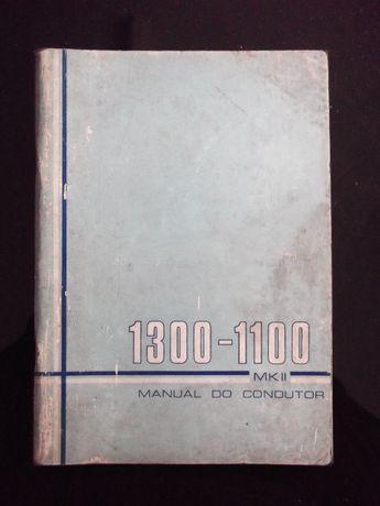 British Leyland MKII - Manual do condutor