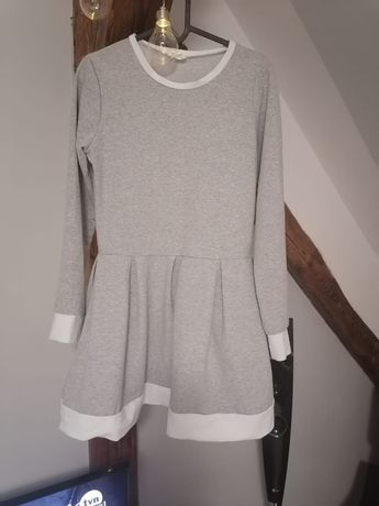 Sukienka dresowa rozmiar S