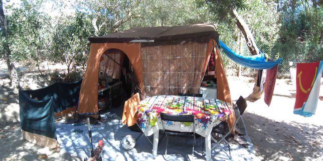 Auto tenda