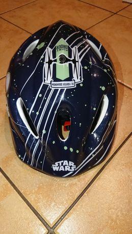 Kask rowerowy dziecięcy Star Wars