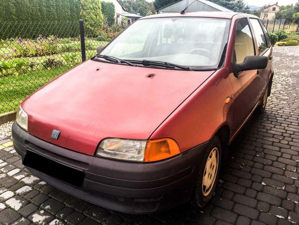 Fiat punto, samochód, sprzedam, tanio! Benzyna niski przebieg