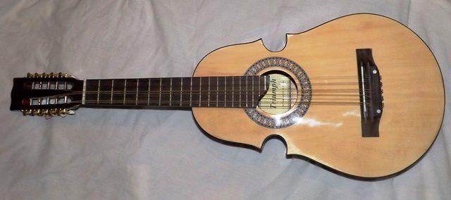 Jibaro - guitarra cuatro de Porto Rico
