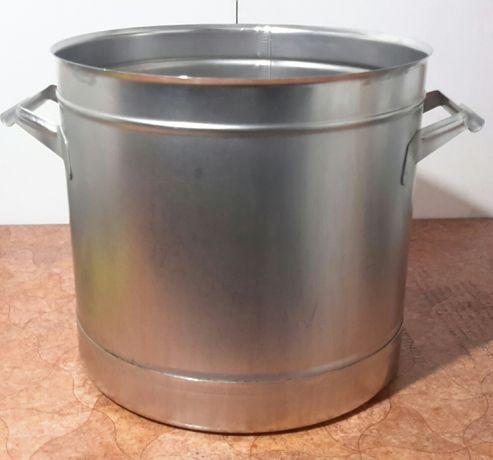 Кастрюля (бак) из нержавеющей стали 20 литров