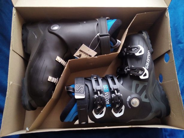 Buty narciarskie Salomon X Access 70 wide, nowe 27,5 !