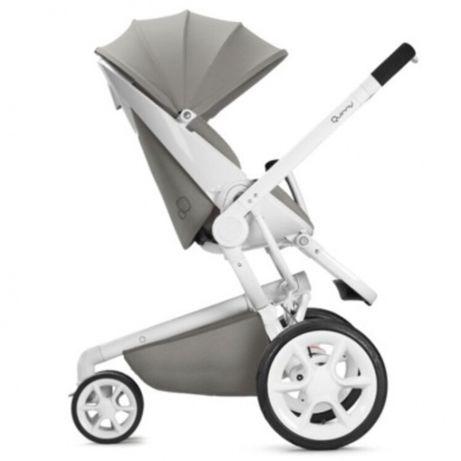Wózek spacerowy Quinny Moodd + wkładka minky