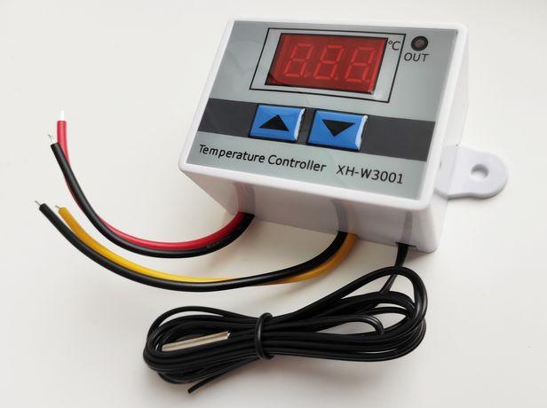 Цифровой терморегулятор XH-W3001 220в реле температуры контроллер