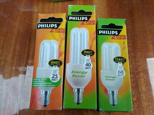 Энергосберегающие лампы PHILIPS.