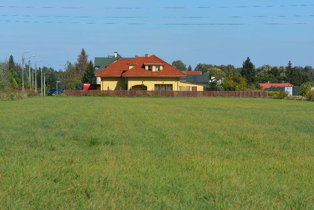 Działka budowlana w Chylicach