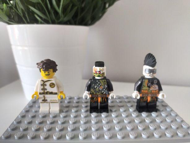 Sprzedam LEGO Figurki City, Star Wars, Ninjago, Nexo Knights
