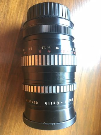 Meyer-Optik Goerlitz Orestor 135/2.8 Nikon