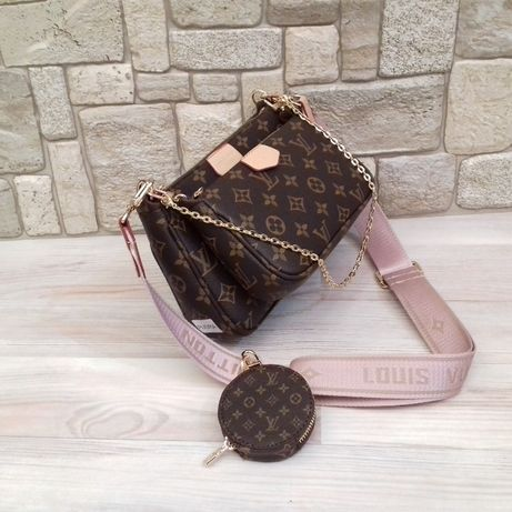 Женская сумка Louis Vuitton Multi Pochette