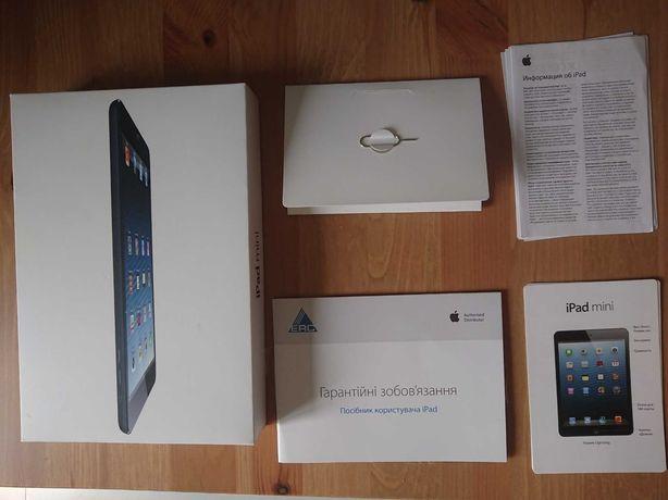 Apple iPad mini Wi-Fi 4G 16GB Black