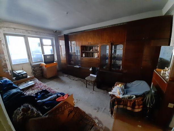 Продам 3к квартиру с гаражом во дворе г. Белицкое Донецкая обл.