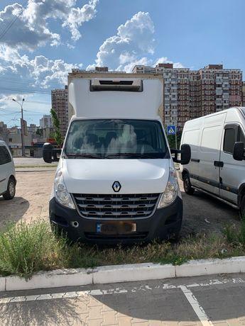 Renault master 2014 termo
