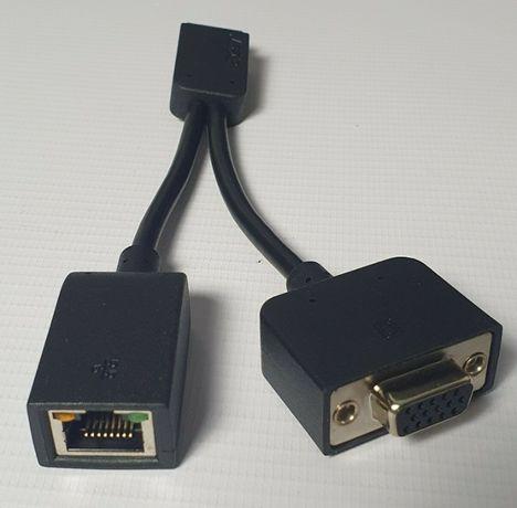 Кабель LAN/VGA combo port для ноутбука Acer Aspire V5