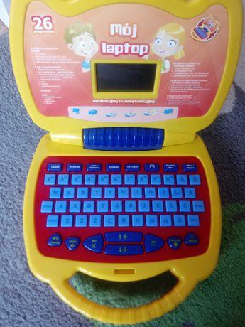 Laptop dzieciecy
