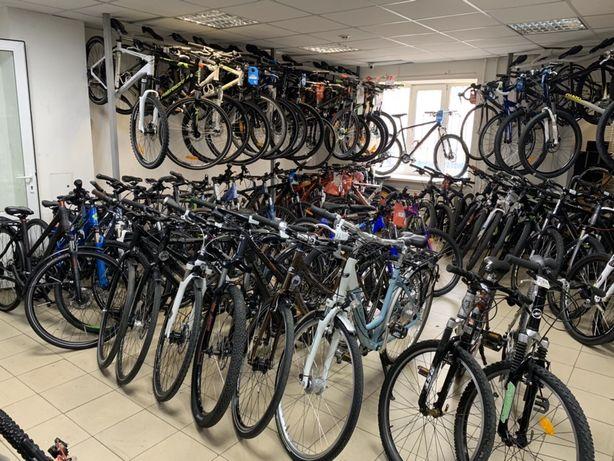 Велосипеды бу из Германии! Giant, Trek, Cube, Scott, Merida, KTM, Felt