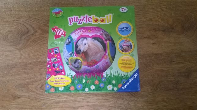 Puzzle Ball (kula) 108 elementów