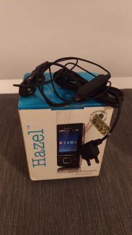 Sony Ericsson Hazel słuchawki + pudełko