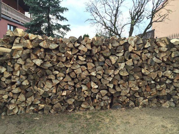 drewno opałowe/kominkowe pocięte SUCHE