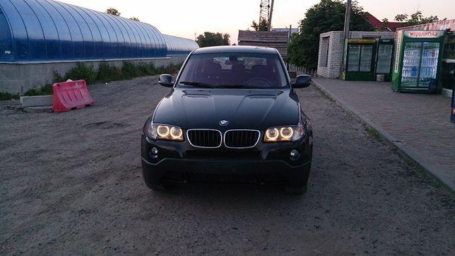 BMW X3 E83 2.0D