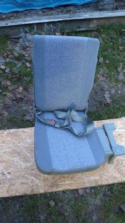 Nowy fotel - siedzenie składane Daewoo Lublin, (częsci Żuk, Nysa)