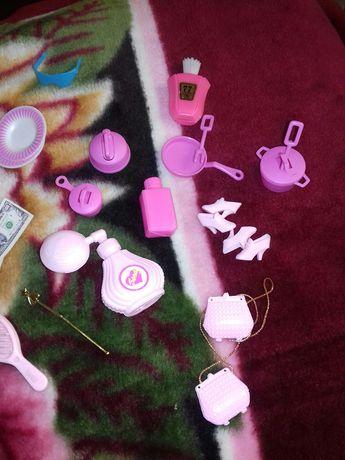 Детская посудка для кукол за 300 руб.