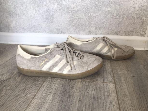 Оригинальные кроссовки Adidas original hamburg