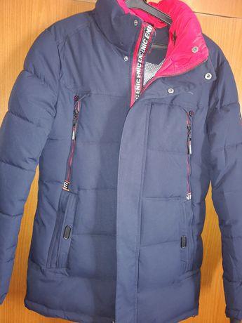 Отличная новая мужская куртка. Зимняя