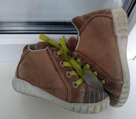 Ботинки ecco light р.23 стелька 15 см