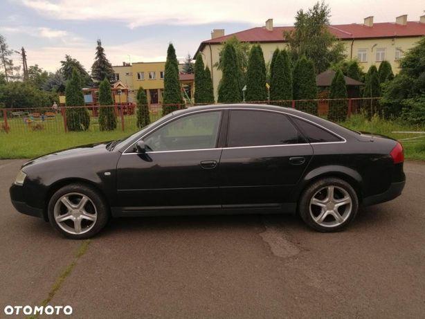 Audi A6 Audi A6c5 1.8T, gaz, quattro, alu, skóra, Bose