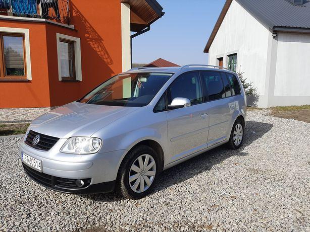 Volkswagen Touran 1.9 105  BKC  7 osób