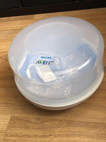 Esterilizador a vapor para micro-ondas, NUNCA USADO da Philips AVENT
