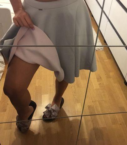 Spódnica rozkloszowana Mohito M