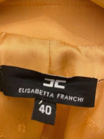 Пальто Elisabetta Franchi