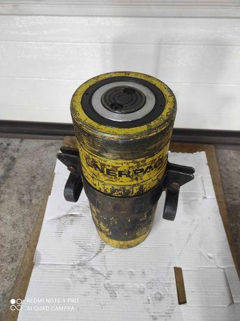 Siłownik, cylinder hydrauliczny ENERPAC 100 ton. Prasa ...