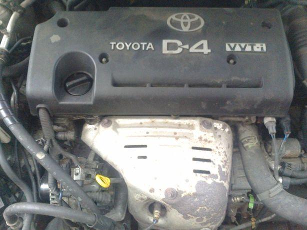 toyota avensis 2 rav4 silnik 2.0 vvti 1AZ-FSE 147KM KOMPLETNY!!